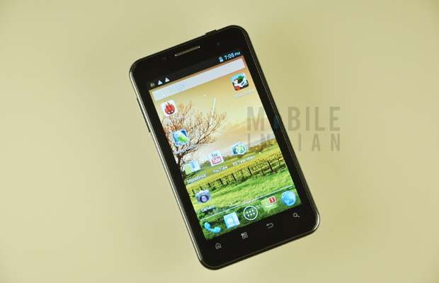 Domo nTice F12 Android smartphone review