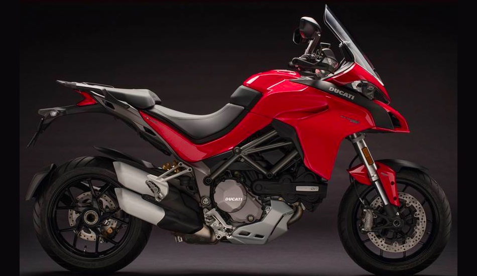 Ducati Multistrada 1260 launched in India at Rs 15.99 Lakh, To rival the BMW R 1200 GS