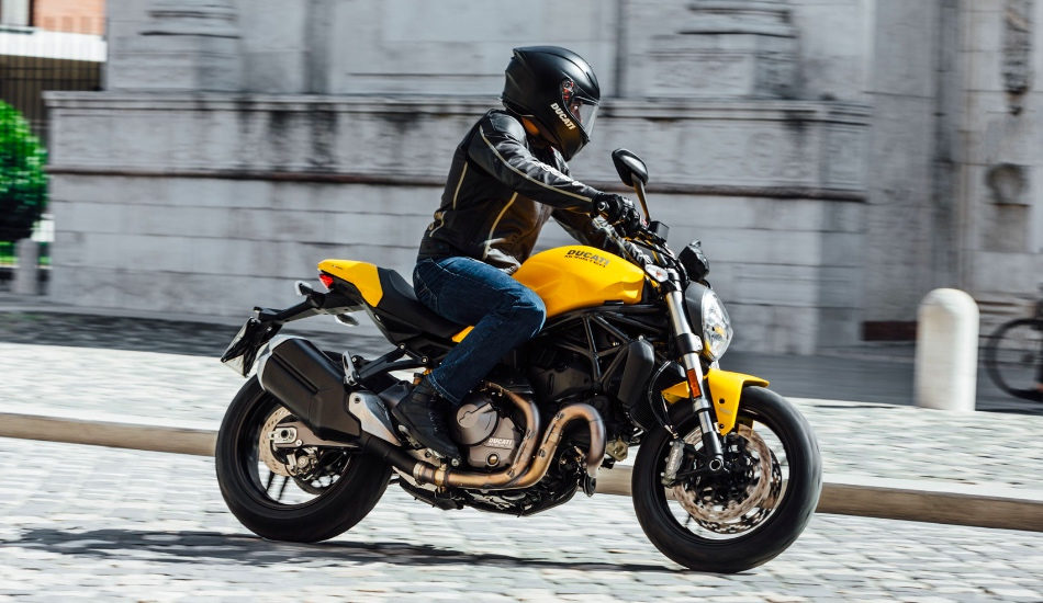 2018 Ducati Monster 821 is under power, but there is a reason