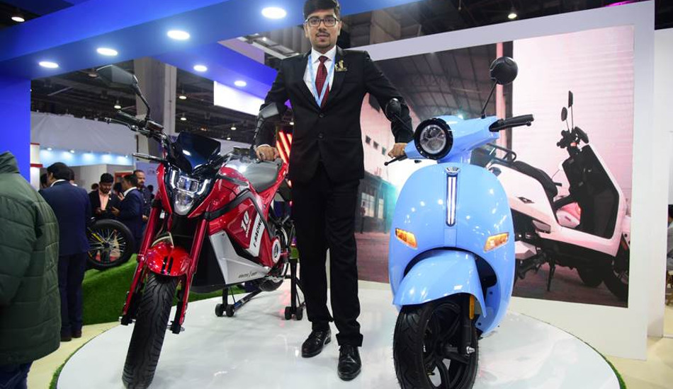 Bhubneshwar based Eeve India invests 120 crores in Electric two wheeler business