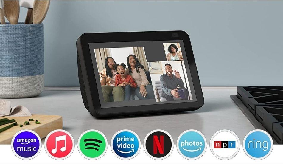 Amazon launches 2nd Gen Echo Show 8, Echo Show 5, Echo Show 5 Kids Edition