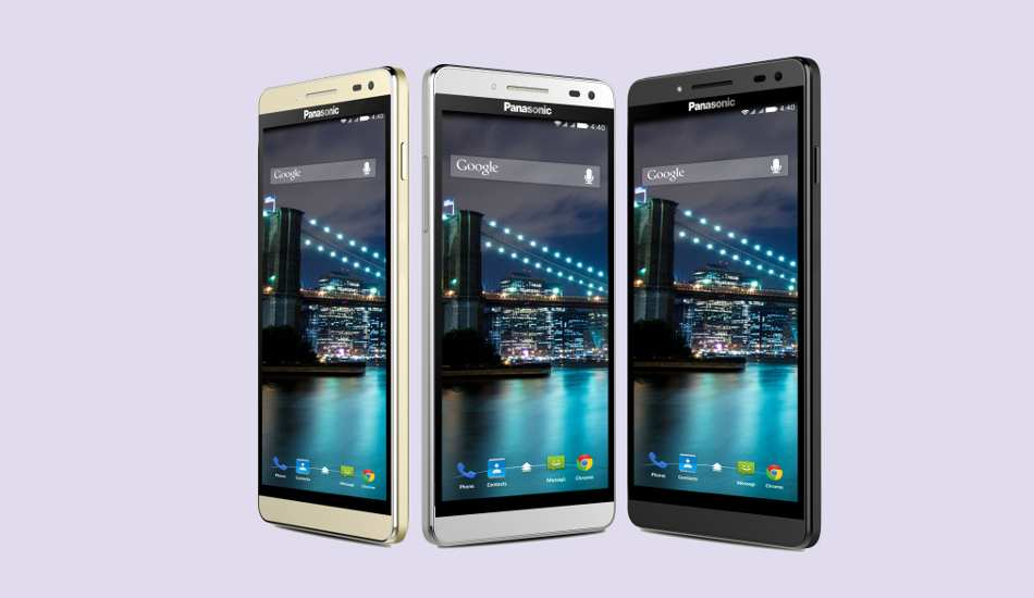 Panasonic Eluga I2 2GB, 3GB RAM variants launched at Rs 7,990, Rs 8,990 respectively