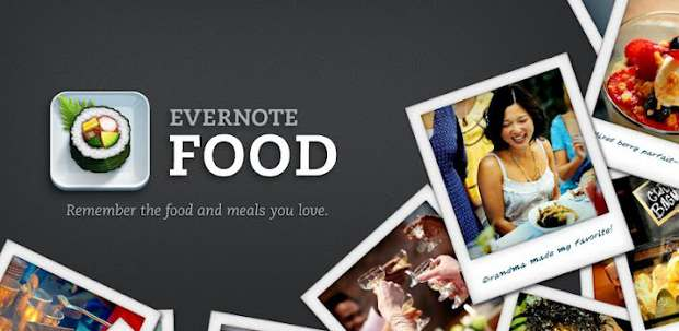 New version of Evernote Food arrives