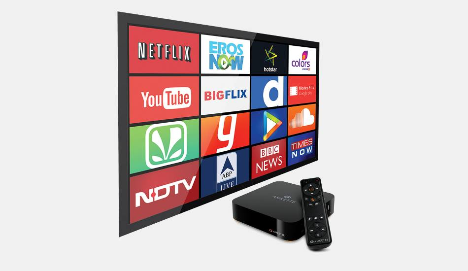 Amkette EvoTV2 streaming device launched at Rs 6,499