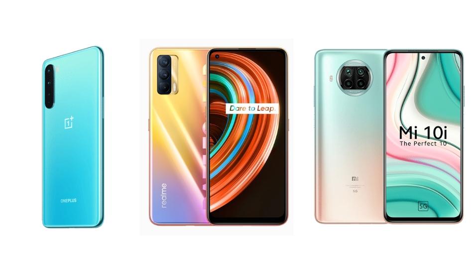 Samsung Galaxy F62: Top 3 Alternatives