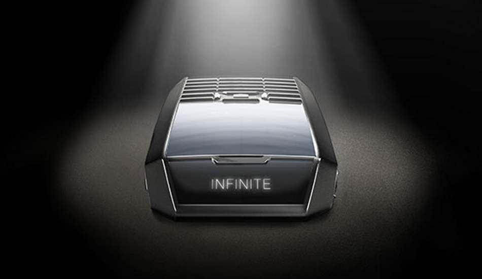 TAG Heuer launches Meridiist Infinite phone with solar panel