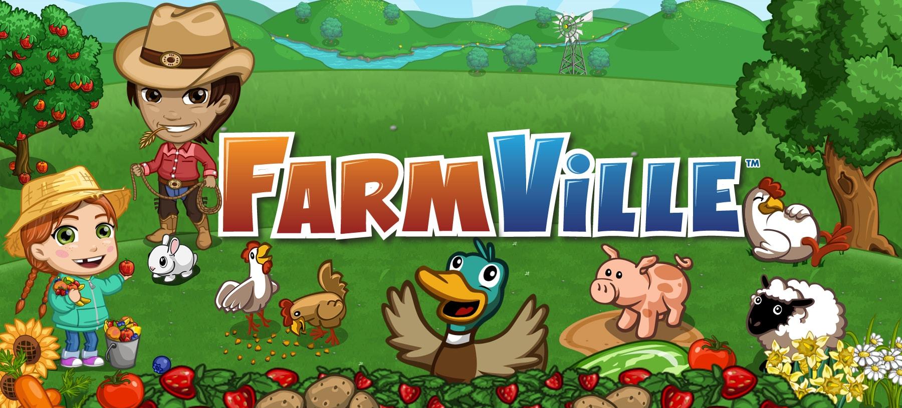 Farmville Game on Facebook to shut down on 31st December