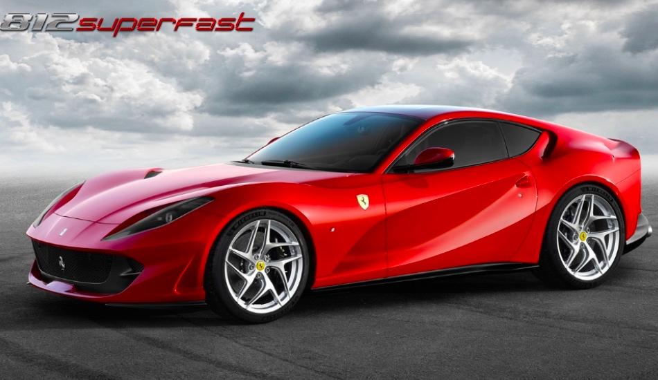 Ferrari 812 Superfast in Pictures