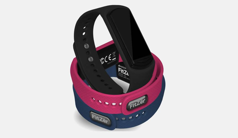 Amzer Fitzer Ka fitness band review: Affordable but below par software mars the fun