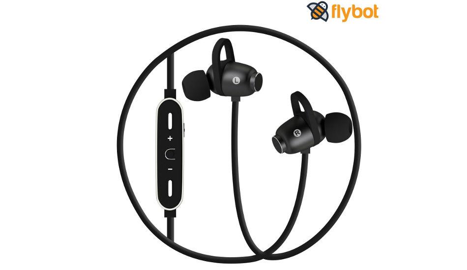 Flybot Active wireless earphones launched in India