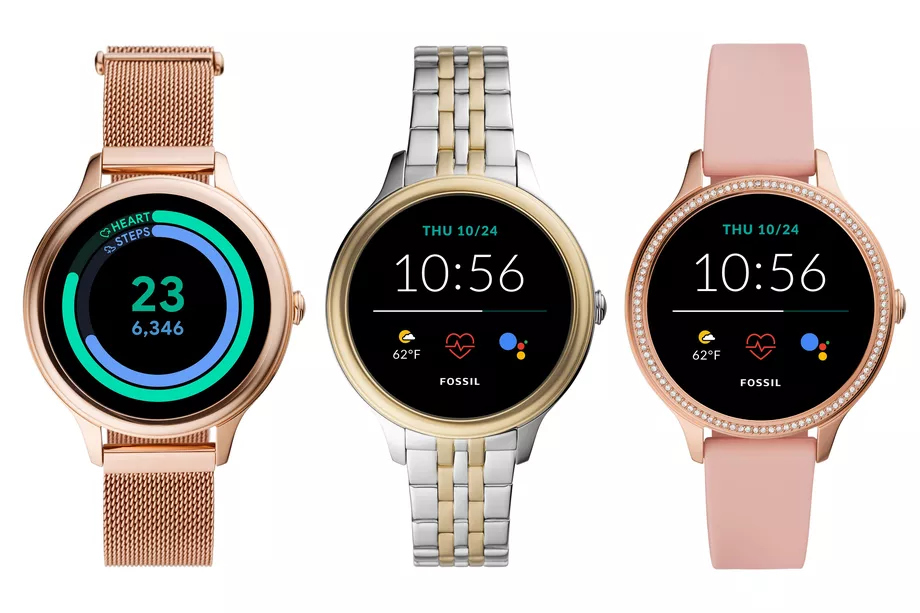 Fossil Gen 5e with Qualcomm Snapdragon Wear 3100 processor launched in India for Rs 18,495