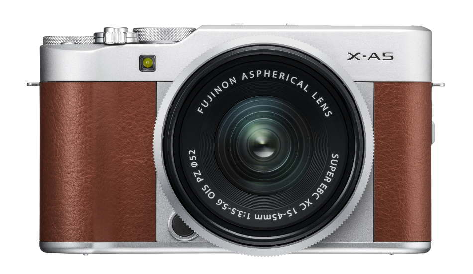 Fujifilm X-A5 mirrorless digital camera launched in India for Rs 49,999
