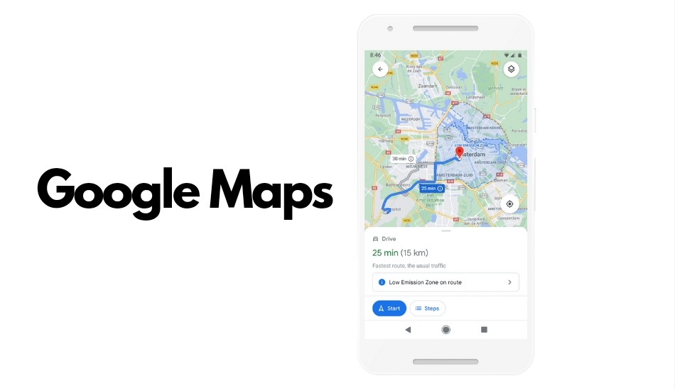 Google is releasing a bunch of new features for Google Maps as a part of its commitment towards environment