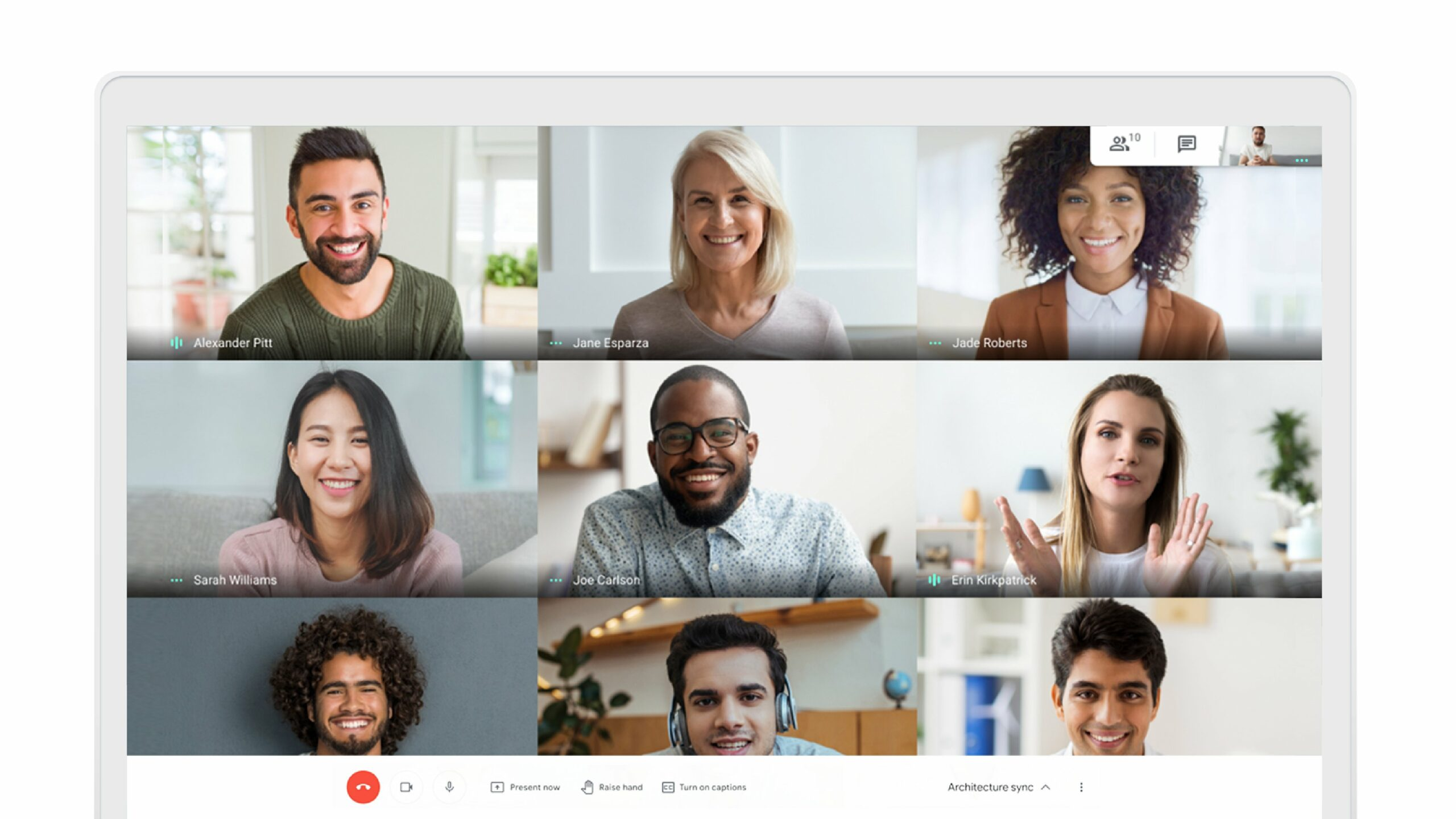 Google Meet free unlimited video calling extended till June