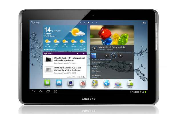 Samsung 10 inch Galaxy Tab 2 now in India, priced @ Rs 32,990