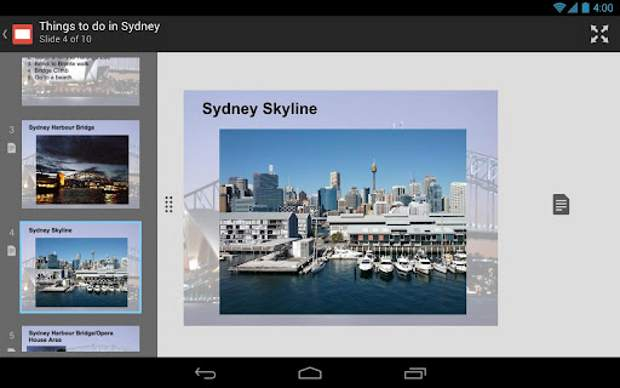 Google Drive for Android gets a nifty update
