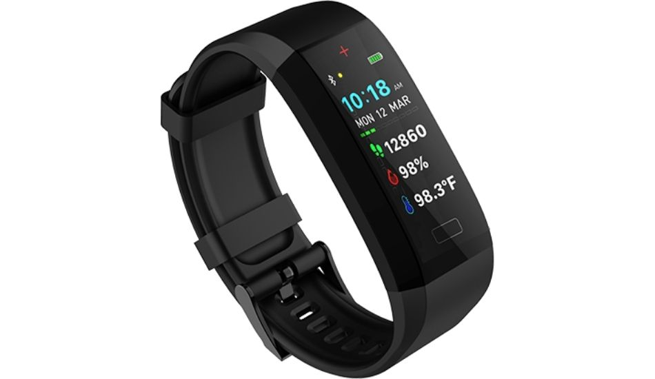 GOQii Vital 4 fitness band launched in India with SpO2, 24×7 heart rate tracking