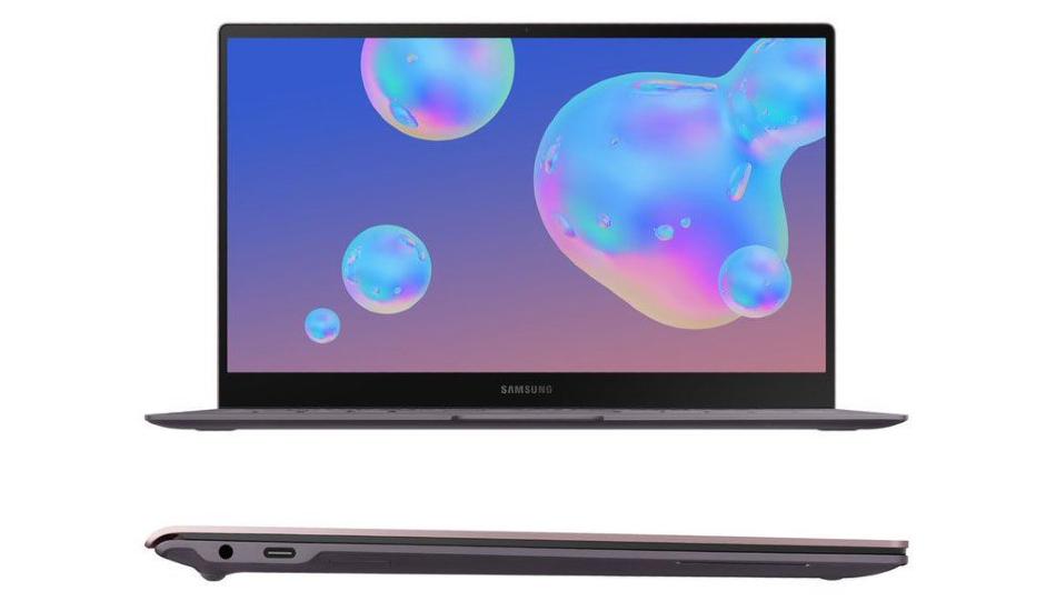 Samsung Galaxy Book S renders reveal a Microsoft Surface laptop lookalike