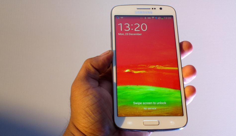 First cut: Samsung Galaxy Grand 2