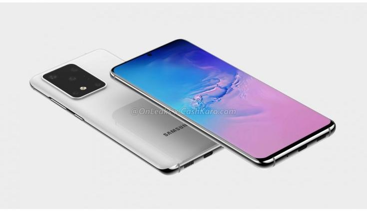 Samsung Galaxy S20 5G, Galaxy S20+ 5G and Galaxy S20 Ultra 5G complete specs leaked
