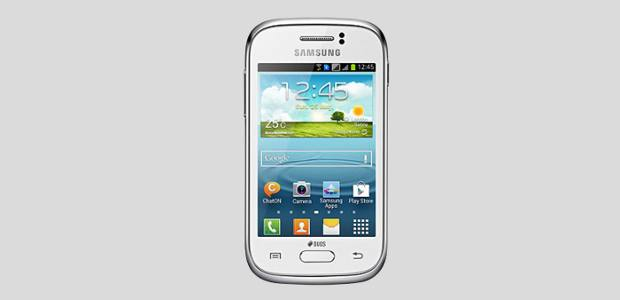 Samsung Galaxy Young available for Rs 8,300