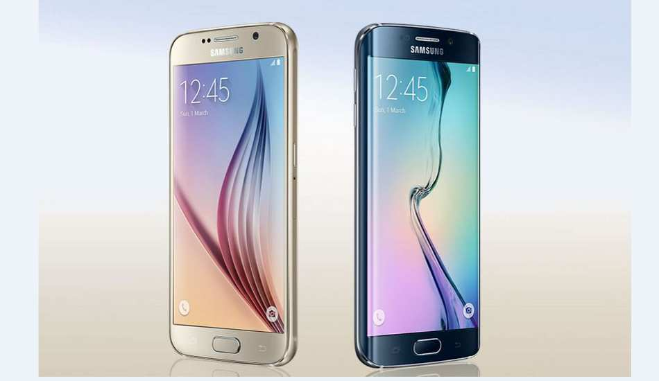Samsung Galaxy S6, S6 Edge first cut: Finally there is change in design