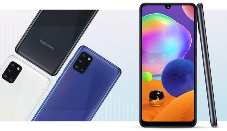 Samsung Galaxy A31 gets a  price cut