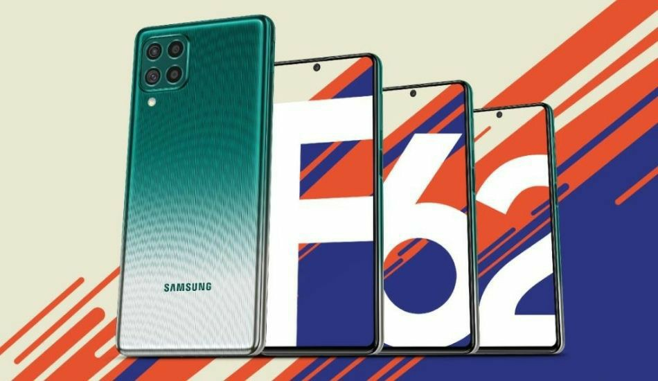 Samsung Galaxy F62 confirmed to launch on 15th February in India