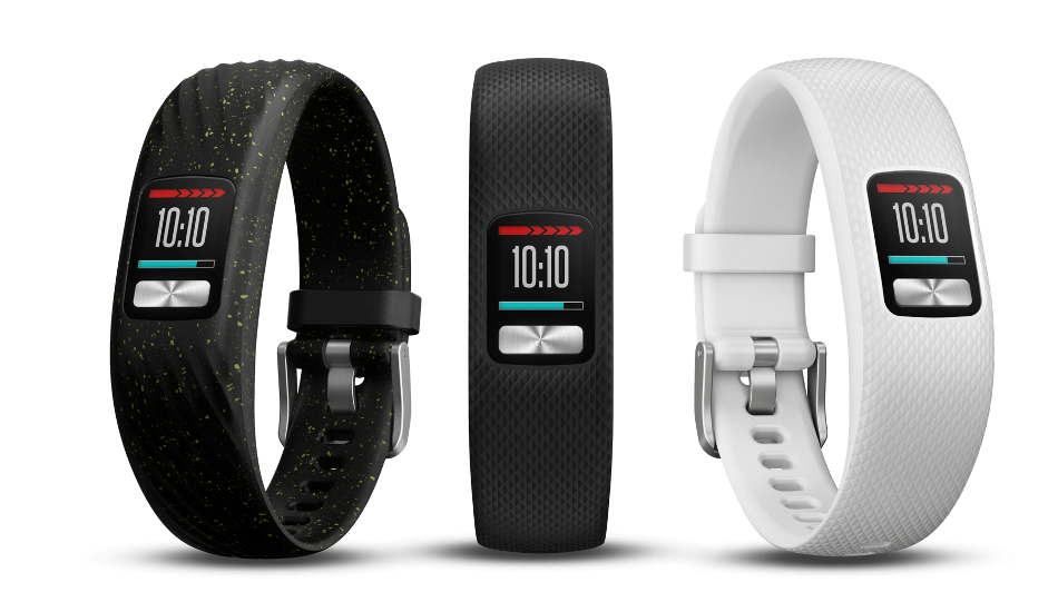 Garmin launches Vivofit 4 activity tracker in India at Rs 4,999