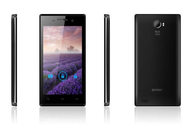 Gionee Ctrl V4 Android Smartphone review