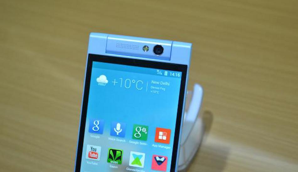 Top 5 phones for selfies under Rs 10,000