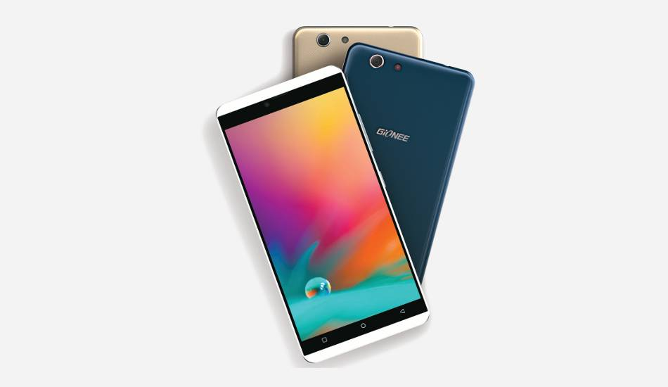 Gionee S Plus with USB Type-C port launched in India for Rs.16,999