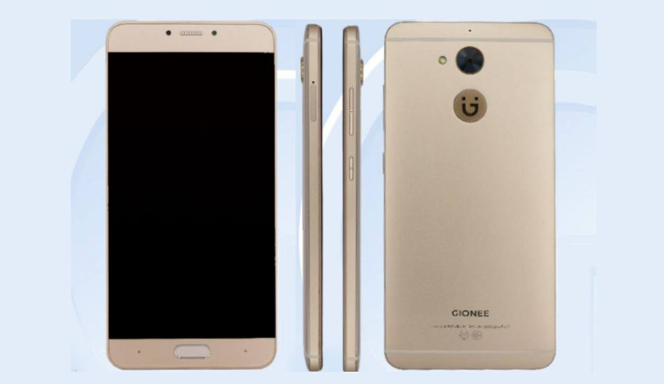 Alleged Gionee S8 Lite with 4GB RAM, Marshmallow OS spotted