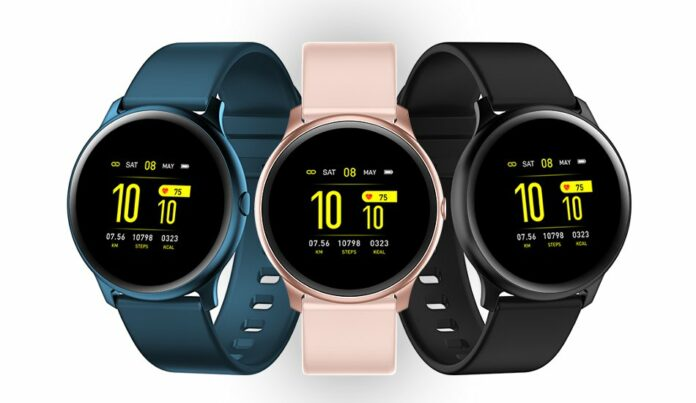 Gionee Stylfit GSW7 smartwatch launched in India for Rs 2,099