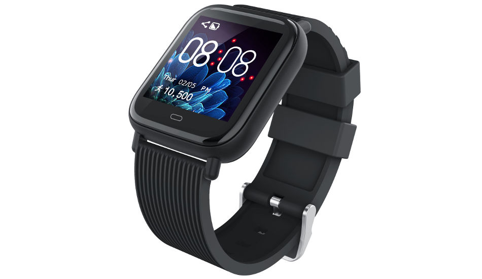 Gizmore Gizfit fitness wearable series launched exclusively on Flipkart
