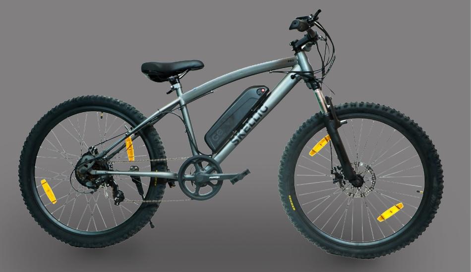 GoZero Mobility launches Skellig Pro E-Bike in India with 70km drive range