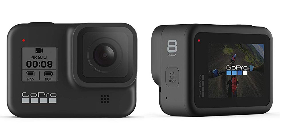 GoPro HERO8 goes on sale in India for Rs 36,500