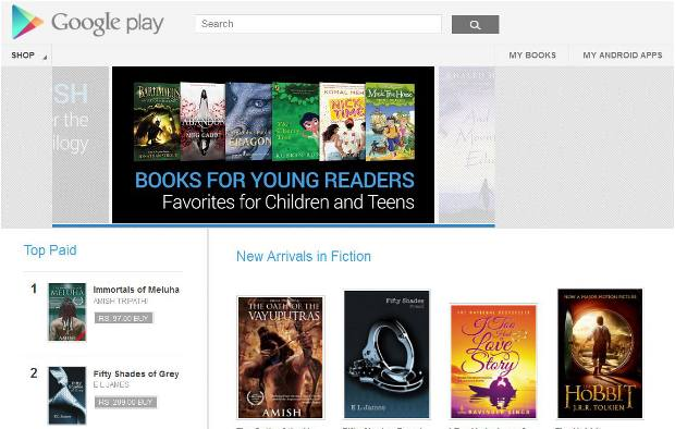 Can Google Play Books popularise eBooks in India?