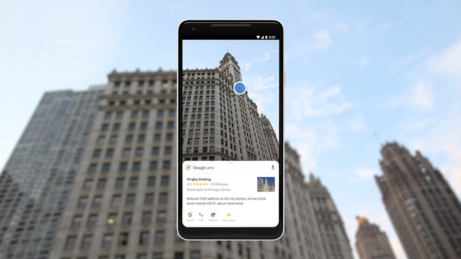 Google Lens now has a standalone app for easier access