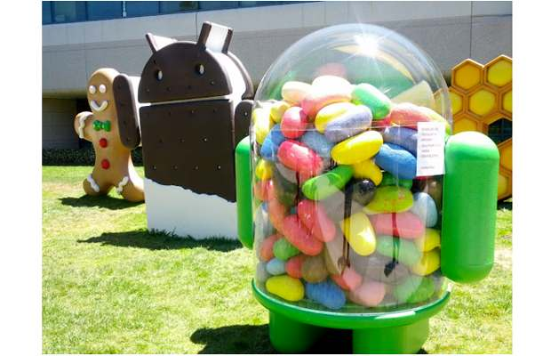 Google starts Jelly Bean roll out with Galaxy Nexus HSPA+