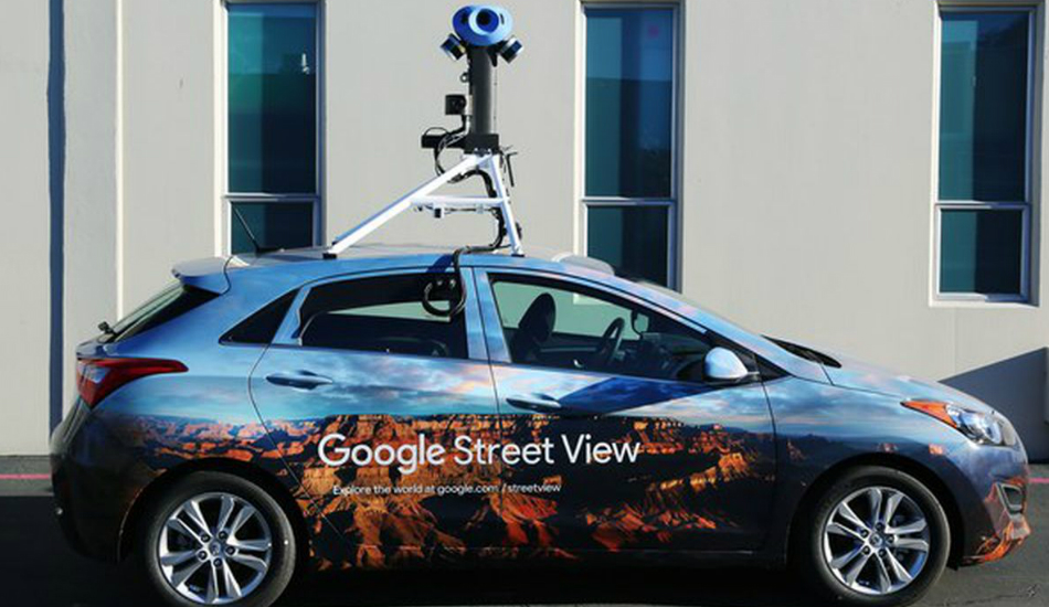Government says no to Google's Street View in India