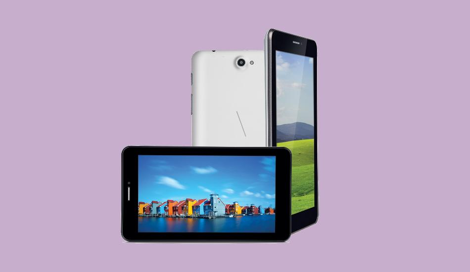 iBall 3G 7271 HD7 tablet with dual SIM support launched for Rs 8,399