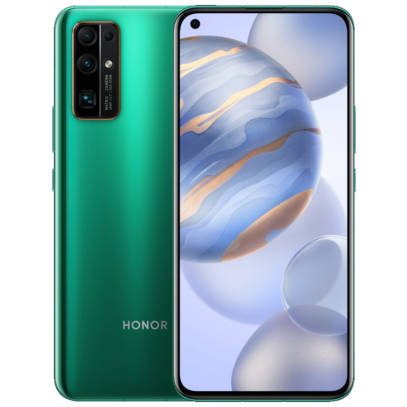 Honor 30 launched with quad rear cameras and Kirin 985 SoC