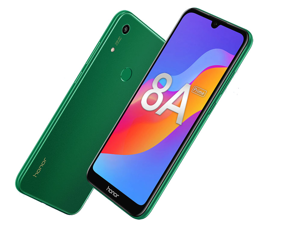 Honor 8A Prime launched with 6-inch waterdrop notch display, MediaTek Helio P35 SoC