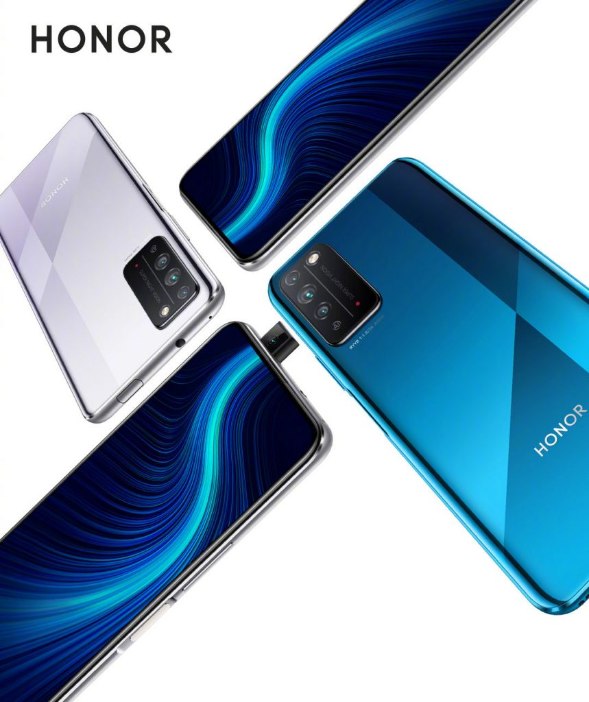 Honor X10 confirmed to feature 90Hz refresh rate, pop-up camera and triple rear cameras