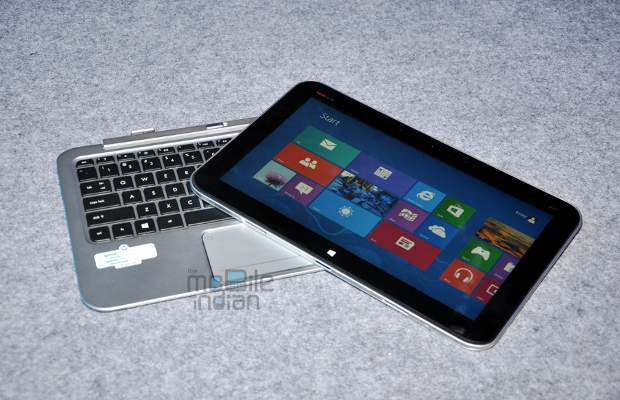 Hands on: HP Envy X2