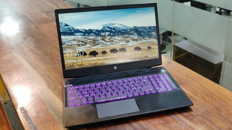 HP Pavilion Gaming 15 laptop review