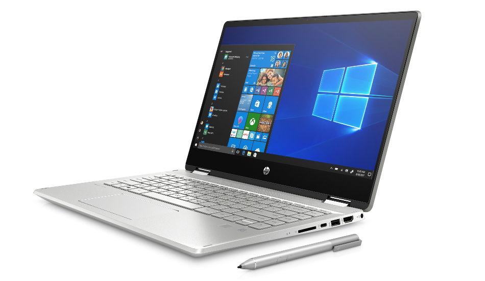 HP Pavilion x360 with in-built Alexa launched in India