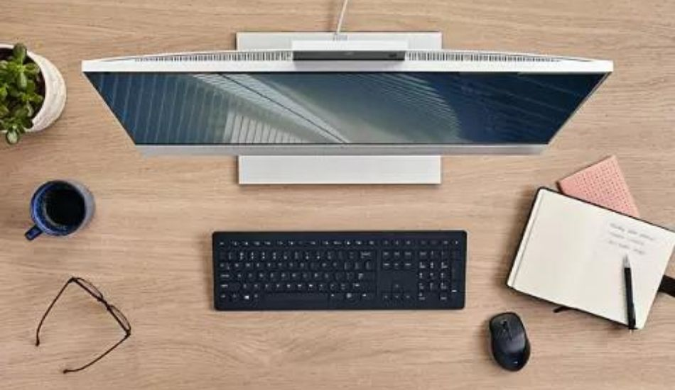 HP EliteOne 800 G8 AIO PC launched with AI Noise Reduction feature