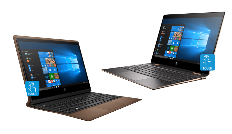 HP announces Spectre x360, Spectre Folio in India, starts at Rs 1,29,990